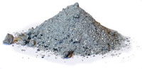 cendre du granulé