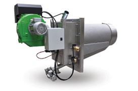 Bruciatori a pellet da 600 a 1000 kW