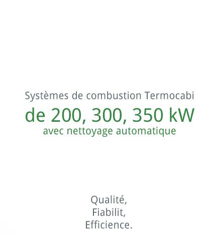 spl200- système de combustion
