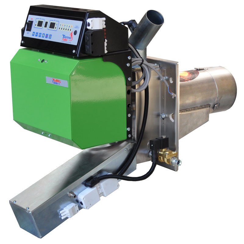 Bruciatore ad agripellet SP 200BA da 160 kW