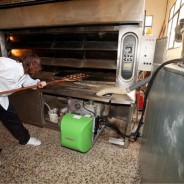 Application des brûleurs à granulé sur fours de boulangerie